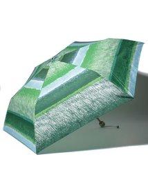 estaa/雨傘estaa×KESHIKI/エスタ×ケシキミニ傘UV山と空/500994452