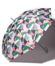 estaa/雨傘estaa×KESHIKI/エスタ×ケシキ長傘UV住宅街/500994453