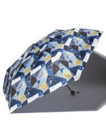 estaa/雨傘estaa×KESHIKI/エスタ×ケシキミニ傘UV住宅街/500994454