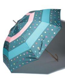 estaa/雨傘estaa×naniiROTextile/エスタ×ナニイロテキスタイル長傘UVcolorfulpocho/500994455