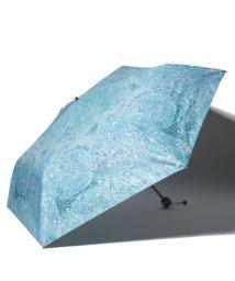 estaa/日傘estaa×naniiROTextile/エスタ×ナニイロテキスタイル晴雨兼用ミニ傘遮光birdseye/500994477
