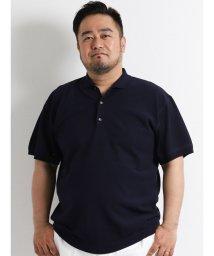 GRAND-BACK/【大きいサイズのメンズ服・グランバック】ALEXANDER JULIAN 強撚DRYコットンポロシャツ/501095358