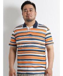 GRAND-BACK/【大きいサイズのメンズ服・グランバック】Desigual GWENDAL 半袖ポロシャツ/501095456