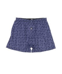 GRAND-BACK/【大きいサイズのメンズ服・グランバック】HIROKO KOSHINO HOMME ニットトランクス 幾何学柄/501095604
