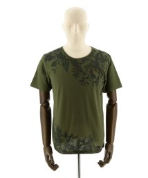 semanticdesign/梨地フラワープリントTシャツ/501096828