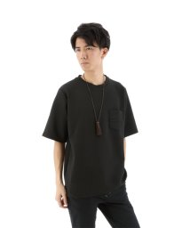 semanticdesign/フクレジャガードネックレス付きワイドTシャツ/501096888