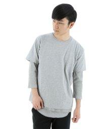 semanticdesign/3点セットレイヤードTシャツ/501097039