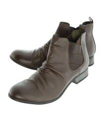 semanticdesign/ドレープサイドゴア切替ブーツ/501097140