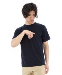 TAKA-Q/ポンチ素材クルーネックTシャツ/501097706