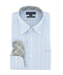 TAKA-Q/形態安定(ノーアイロン)レギュラーフィットボタンダウンビジネスドレスシャツ/501098076