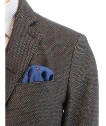 TAKA-Q/イタリア製小紋柄ポケットチーフ/501098591