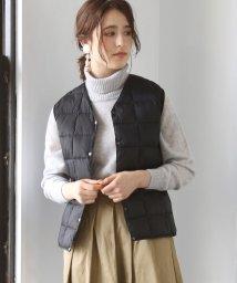 coen/【WOMENS】 TAION ( タイオン ) Vネックダウンベスト/501102426