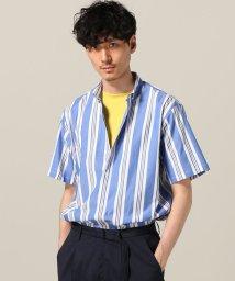 EDIFICE/マルチストライプボタンダウンシャツ/501102743