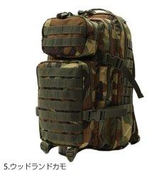 BACKYARD/ミリタリー商品 USタイプ アサルトリュックサック/501038026