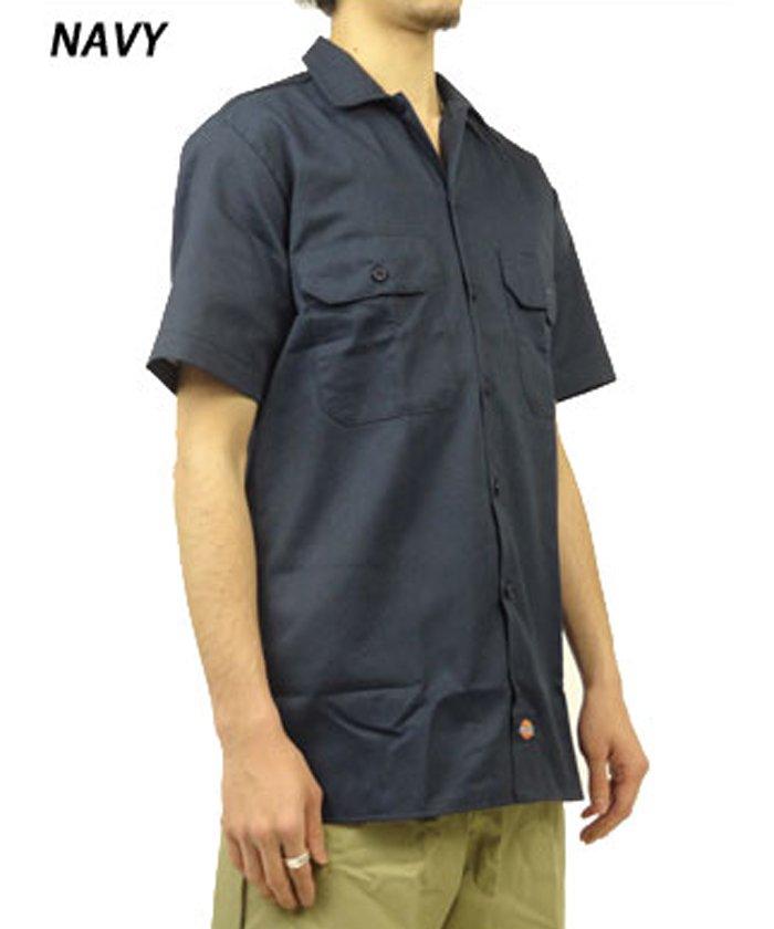 ディッキーズ dickies 半袖ワークシャツ