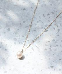 jupiter/【WEB限定】drop pearlネックレス/501077834