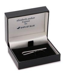 SHIPS JET BLUE/Elizabeth Parker: ソリッドタイクリップ2/501102800