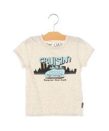 SHIPS KIDS/THE DAY:プリント TEE(100~130cm)/501102804