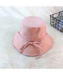 miniministore/帽子 レディース 夏 uvカット 折りたたみ 帽子 リボン付き おしゃれ つば広 帽子 サファリハット 紫外線 日よけ/501105054