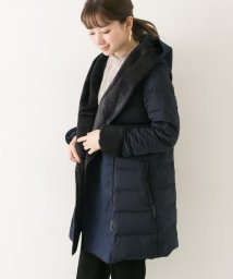 URBAN RESEARCH/FAKE MOUTON COAT/501105129