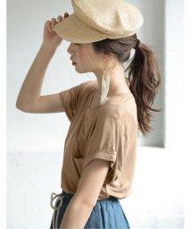 Re:EDIT/ポケット付きTシャツ/002038523