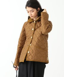 Demi-Luxe BEAMS/Traditional Weatherwear / 別注 WAVELRY フードショートブルゾン/500917984