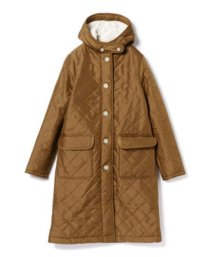 Demi-Luxe BEAMS/Traditional Weatherwear / 別注 GRANGE ボアロングコート/500924173