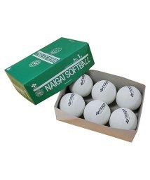 MIZUNO/ミズノ/ゴムソフトボール ナイガイ1ゴウ/500028509