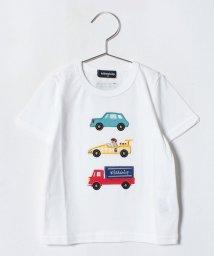 kladskap/車アップリケTシャツ/501093369