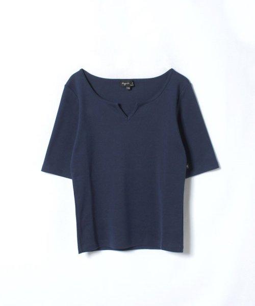 agnes b. FEMME(アニエスベー ファム)/JG13 TS Tシャツ/EW81JG13E18C