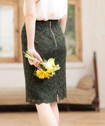 PROPORTION BODY DRESSING/★コードレースタイトスカート/501105931