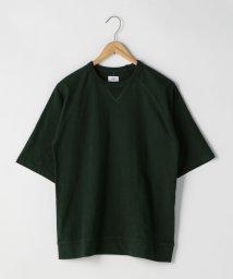 coen/ガゼットスラブハーフスリーブTシャツ/501103111