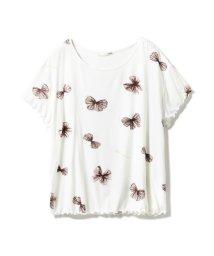 gelato pique/リボンモチーフTシャツ/501109632