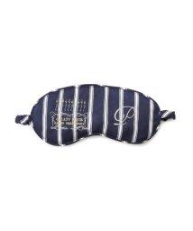 gelato pique/モチーフ刺繍ストライプアイマスク/501109637