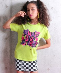 ANAP GiRL/グラフィティペイントTシャツ/501103723
