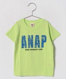 ANAP KIDS/スプラッシュロゴTシャツ/501103800