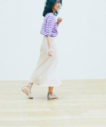 ROPE' mademoiselle/【ロペ マドモアゼル×AYA KANEKO】サテンマーメイドスカート/501110686