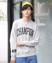 coen/【別注】Champion(チャンピオン) × coen(コーエン)オリジナルロゴスウェット(MENS)/501110744
