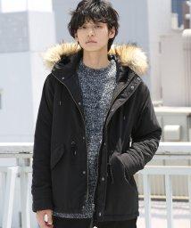 coen/中綿ショートモッズコート/501110747