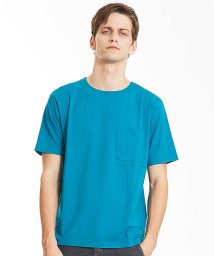 ABAHOUSE/カラースキーム圧着Tシャツ/501110828