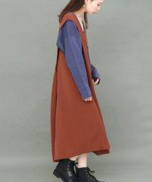 URBAN RESEARCH/【KBF】変形ジャンパースカート/501103426