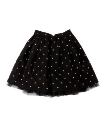 LODISPOTTO/Heart Dollyスカート /mille fille closet/501111010