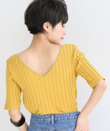 Spick & Span/5ブタケ ワイドリブ◆/501114812