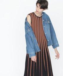 GRACE CONTINENTAL/アーミーデニムシャツジャケット/501114980