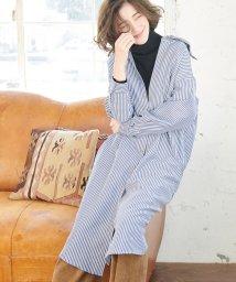 ROPE' PICNIC/【WEB限定】【2WAY】ロングシャツワンピース/501083846