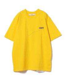 Ray BEAMS/CCRT / No4 LAZY Tシャツ▲/501086641