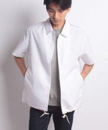 JNSJNM/【BLUE STANDARD】オンブレチェックシャツジャケット/501105473