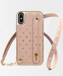 kajsa/〈Kajsa/カイサ〉iPhone X / iPhone XS / iPhone XS MAX Starry Straps Back case/500894074
