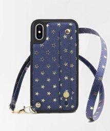 kajsa/〈Kajsa〉iPhone X Starry Straps Back case/500894074