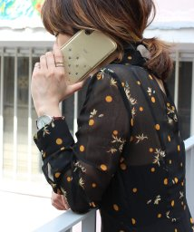 kajsa/〈Kajsa〉iPhone X Star Pocket Backcase/500894076